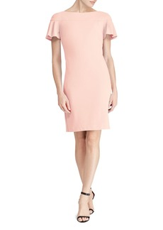 Lauren Ralph Lauren Flutter Sleeve Dress - 100% Exclusive
