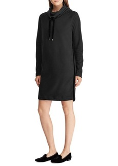 Lauren Ralph Lauren French Terry Sweater Dress