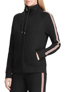 Lauren Ralph Lauren Funnel-Neck Zip Jacket