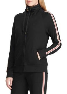 Lauren Ralph Lauren Funnelneck Cotton Jacket