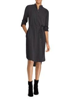 Lauren Ralph Lauren Georgette Shirt Dress