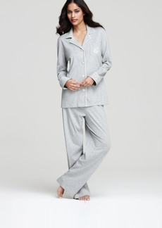 Lauren Ralph Lauren Hammond Knits Classic Pajama Set
