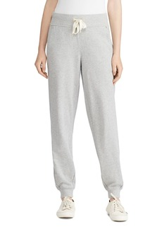 Lauren Ralph Lauren Heathered Jogger Pants