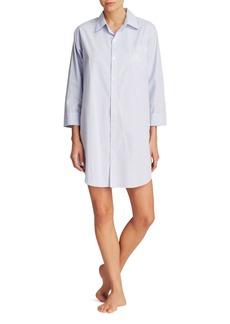Lauren Ralph Lauren Heritage Essentials His Shirt Sleepshirt