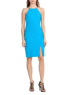 Lauren Ralph Lauren High-Neck Dress