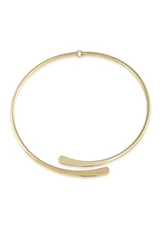 """Lauren Ralph Lauren Hinge Choker Necklace, 12"""""""