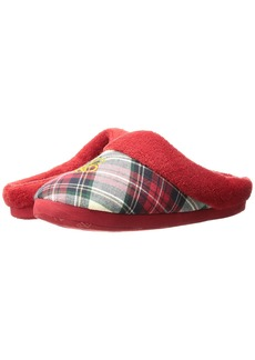 LAUREN Ralph Lauren Holiday Plaid Slippers