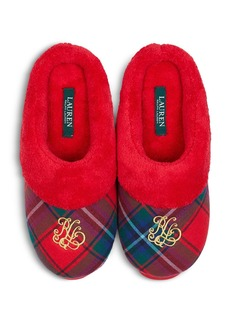 Lauren Ralph Lauren Holiday Slippers