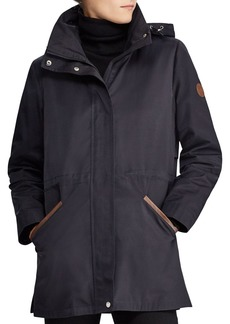 Lauren Ralph Lauren Hooded Anorak