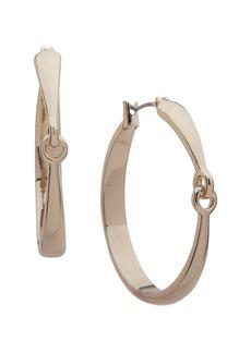 Lauren Ralph Lauren Hoop Earrings