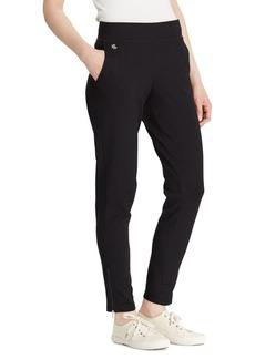 Lauren Ralph Lauren Jersey Ankle Pants