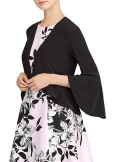 Lauren Ralph Lauren Jersey Bell-Sleeve Jacket