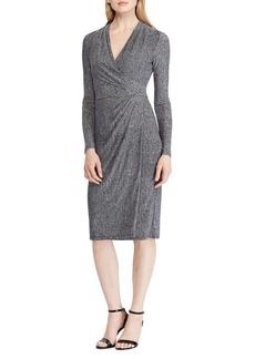 Lauren Ralph Lauren Jersey Long-Sleeve Dress