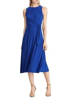 Lauren Ralph Lauren Jersey Midi Dress