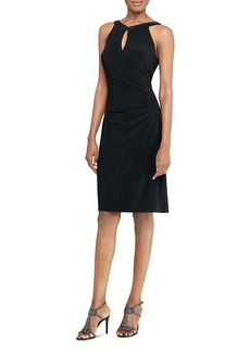Lauren Ralph Lauren Keyhole Dress