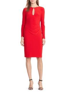 Lauren Ralph Lauren Keyhole Dress