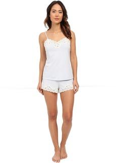 LAUREN Ralph Lauren Knit Cami Top Pajama Set