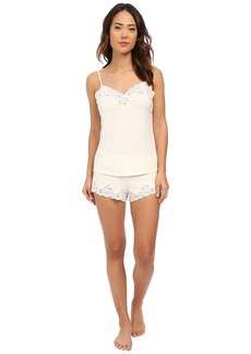 LAUREN Ralph Lauren Knit Cami Top Pajama Set