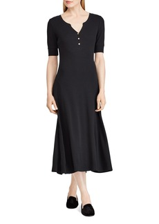 Lauren Ralph Lauren Knit Midi Dress