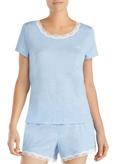 Lauren Ralph Lauren Knit Short PJ Set
