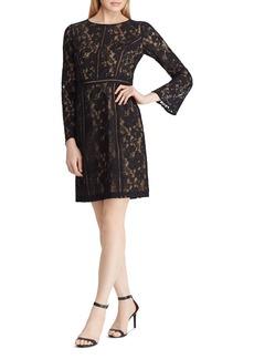 Lauren Ralph Lauren Lace Cocktail Dress