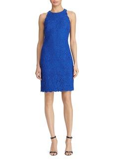 Lauren Ralph Lauren Lace Racerback Dress