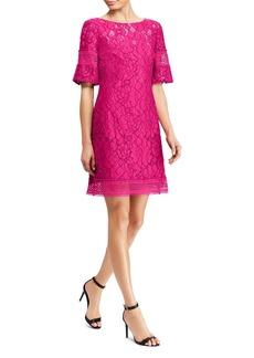 Lauren Ralph Lauren Lace Shift Dress