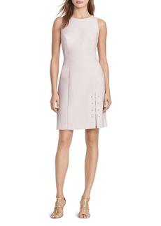 Lauren Ralph Lauren Lace-Up Dress