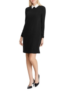 Lauren Ralph Lauren Layered-Look Dress