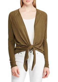 Lauren Ralph Lauren Linen-Blend Sweater