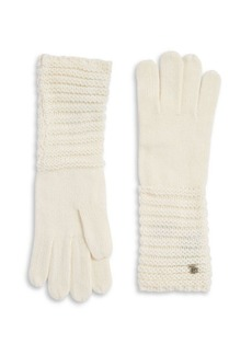 Lauren Ralph Lauren Long Knitted Gloves