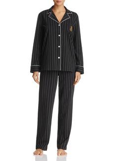 Lauren Ralph Lauren Long PJ Set - 100% Exclusive