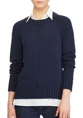 Lauren Ralph Lauren Long Raglan Sleeve Sweater