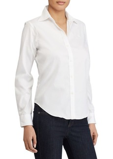 Lauren Ralph Lauren Long-Sleeve Classic Non-Iron Shirt