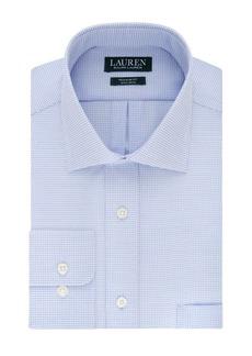 Lauren Ralph Lauren Long-Sleeve Cotton Dress Shirt