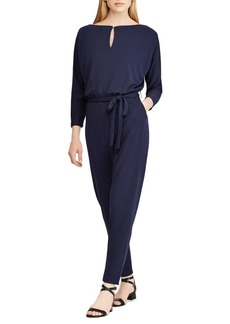 Lauren Ralph Lauren Long-Sleeve Jumpsuit