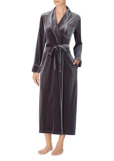 Lauren Ralph Lauren Long Velvet Robe