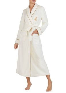 Lauren Ralph Lauren Long Wrap Robe