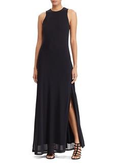 Lauren Ralph Lauren Mesh Maxi Dress