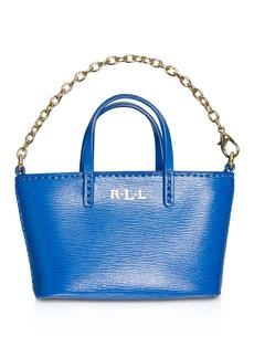 Lauren Ralph Lauren Mini Tote Bag Charm