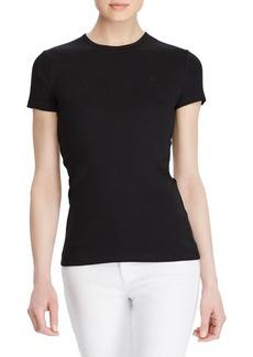 Lauren Ralph Lauren Monogram Cotton T-Shirt