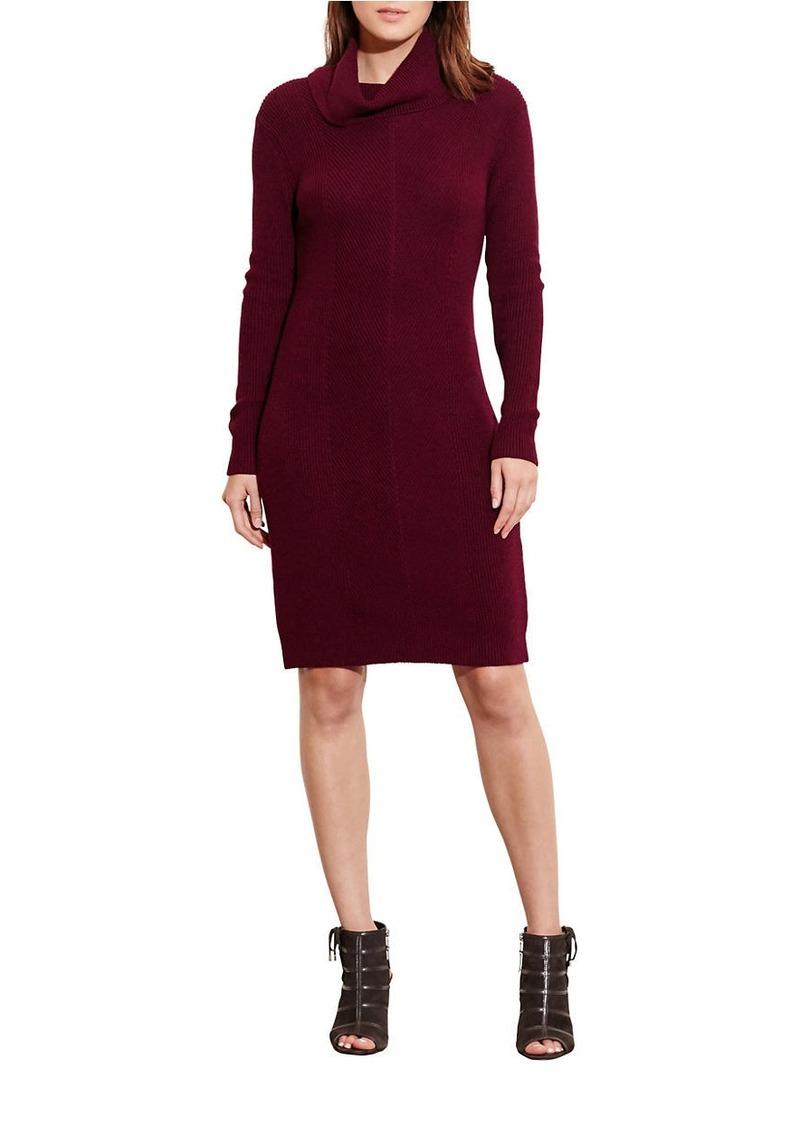 LAUREN RALPH LAUREN Normetta Sweater Dress