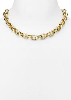 """Lauren Ralph Lauren Oval Link Chain Necklace, 18"""""""