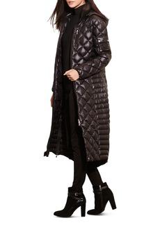 Lauren Ralph Lauren Packable Quilted Maxi Coat