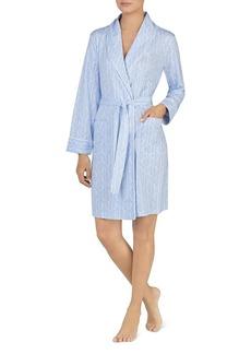 Lauren Ralph Lauren Paisley Short Robe