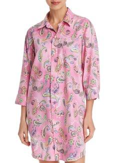 Lauren Ralph Lauren Paisley Sleepshirt