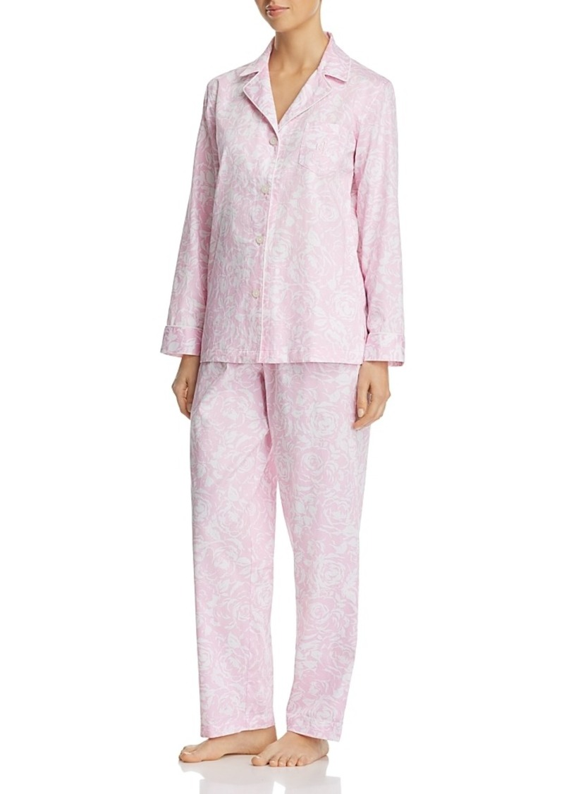 Lauren Ralph Lauren Paris Sateen Pj Set