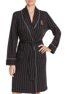Lauren Ralph Lauren Pinstripe Robe - 100% Exclusive