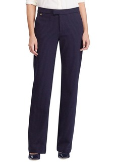 Lauren Ralph Lauren Pinstriped Ponte Pants