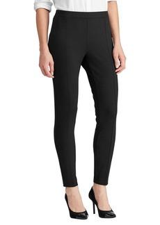 Lauren Ralph Lauren Pintucked Ponte Pants